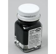 Testors (TES) 704- Flat Black .25 oz