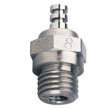 O.S. Engines (OSM) 2691 #8 Glow Plug Long Medium Air/Car 71608001