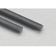 """Midwest (MID) 472- 5703 Carbon Fiber Rod .050 24"""" (2)"""