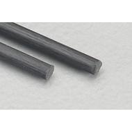 """MID- Midwest 472- 5703 Carbon Fiber Rod .050 24"""" (2)"""