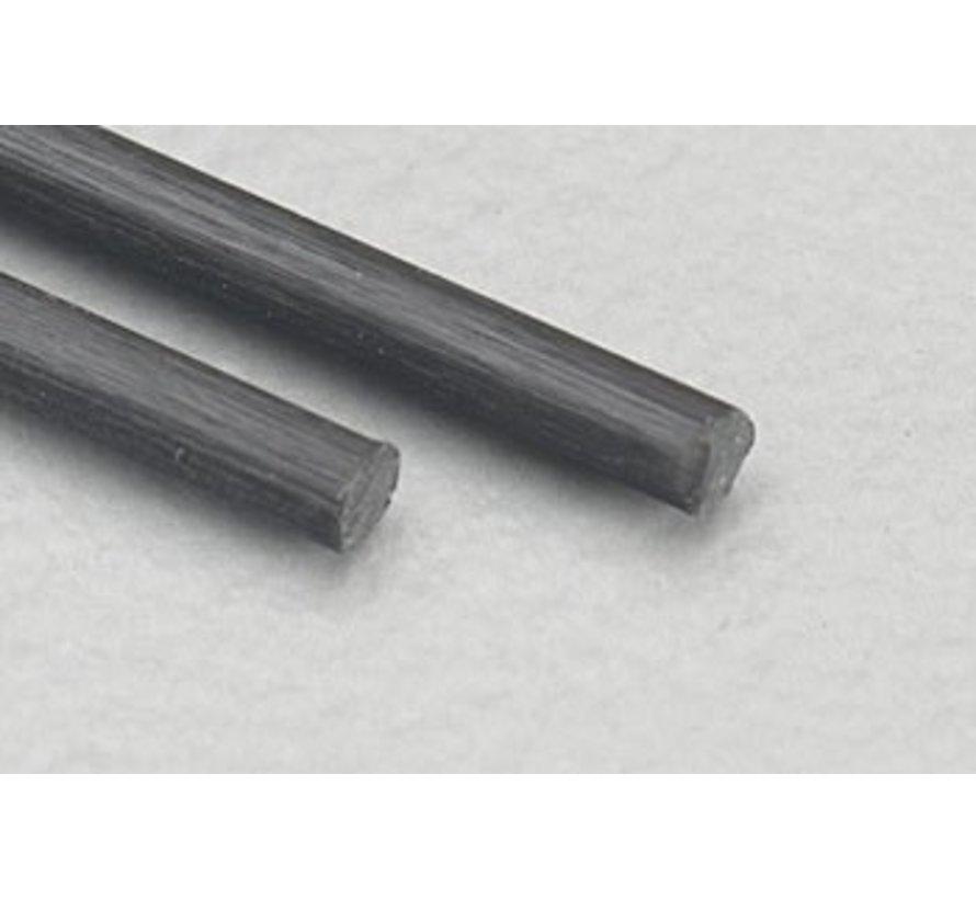 """5703 Carbon Fiber Rod .050 24"""" (2)"""