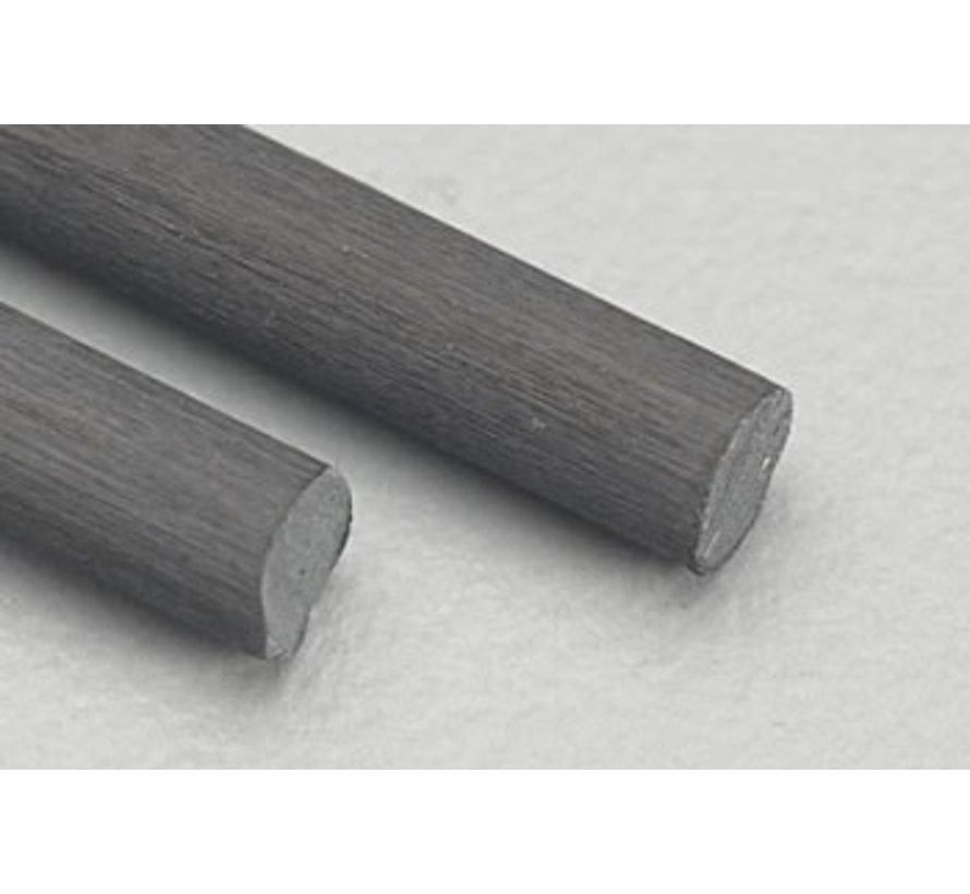 """5709 Carbon Fiber Rod .125 24"""" (2)"""