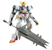 BANDAI MODEL KITS #003 Full Mechanics Gundam Barbatos Lupus Rex