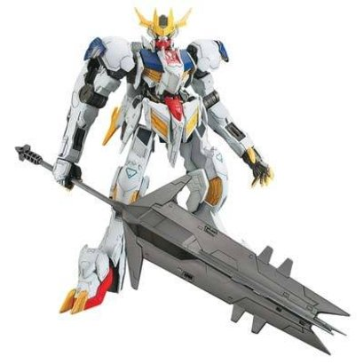 BANDAI MODEL KITS 212964 1/100 #003 Full Mechanics Gundam Barbatos Lupus Rex