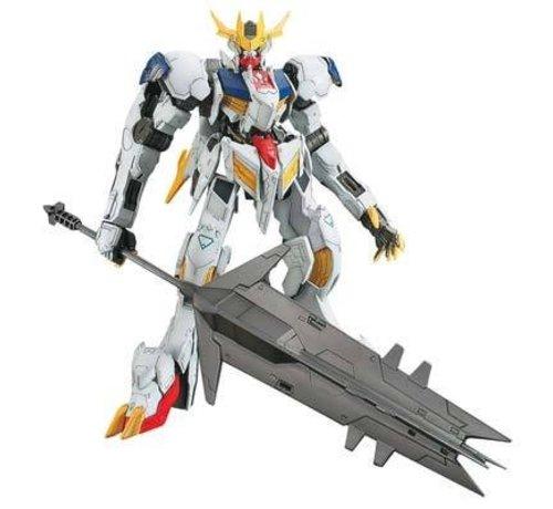 BANDAI MODEL KITS 212964 1/100 #003 Full Mechanics Gundam Barbatos Lupus Rex