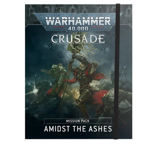 Games Workshop -GW 40-21 AMIDST THE ASHES CRUSADE PACK