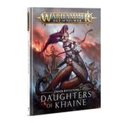 Games Workshop -GW BATTLETOME: DAUGHTERS OF KHAINE