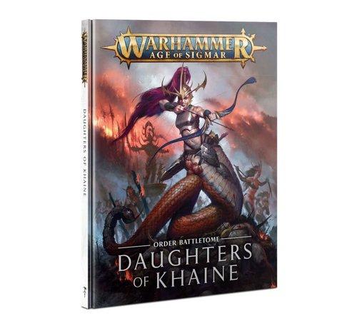 Games Workshop -GW 85-05 BATTLETOME: DAUGHTERS OF KHAINE