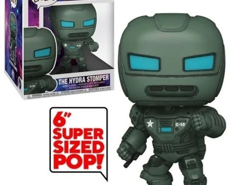 Funko Pop! Marvel's What-If The Hydra Stomper 6-Inch Pop!