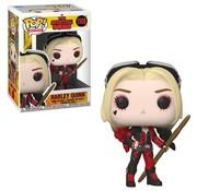 Funko Pop! The Suicide Squad Harley Quinn Bodysuit Pop!