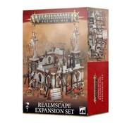 Games Workshop -GW Warhammer Age of Sigmar: Extremis Edition – Realmscape Expansion Set