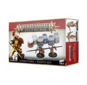Games Workshop -GW Age of Sigmar: Stormcast Eternals Vindictors + Paints Set