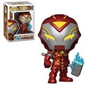 Funko Pop! Marvel: Infinity Warps Iron Hammer Pop!