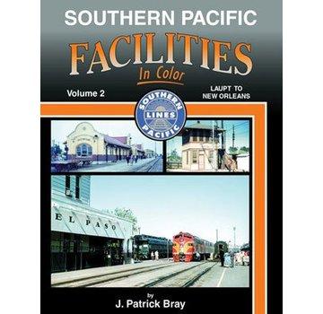 Morning Sun Books (MSB) SP Facilities In Color -- Volume 2