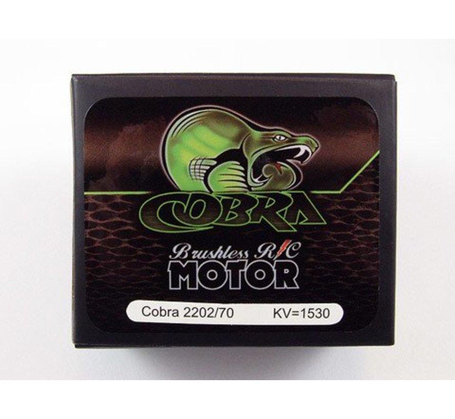 Cobra C-2203/52 , Kv=1540 Brushless Airplane Motor