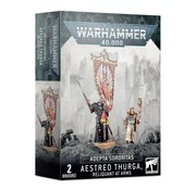 Games Workshop -GW Aestred Thurga, Reliquant at Arms