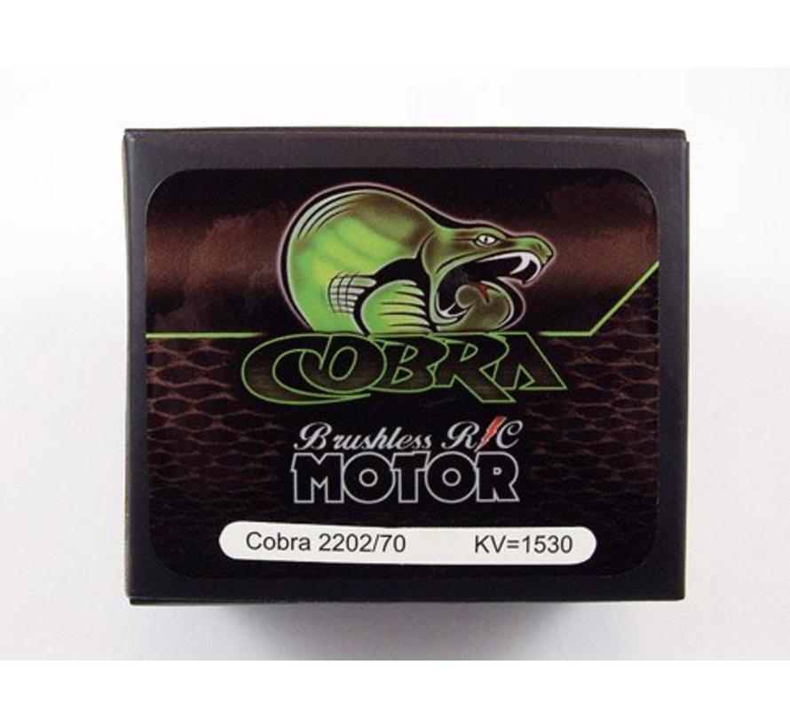 Cobra C-2203/46 Brushless , Kv=1720 Brushless Airplane Motor