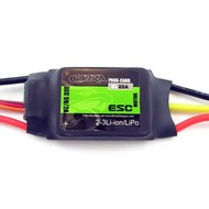 COB Cobra Motors 22A ESC with 2A Linear BEC