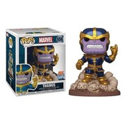 Guardians of the Galaxy Marvel Heroes Thanos Snap 6-Inch Pop! - Previews Exclusive