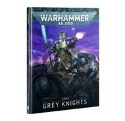 Games Workshop -GW CODEX: GREY KNIGHTS