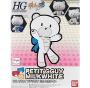 BANDAI MODEL KITS #05 Petit'Gguy Milkwhite