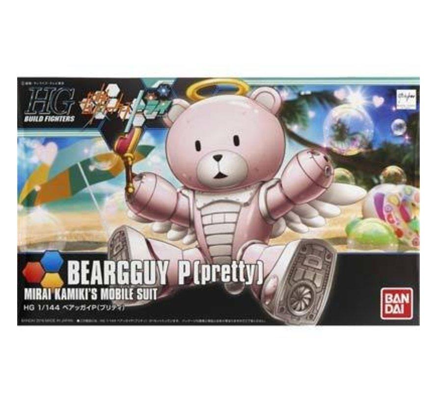 207608 1/144 Beargguy P Gundam Fighters Try HGBF