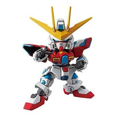 BANDAI MODEL KITS 209066 SD Ex-Standard 011 Burning Gundam