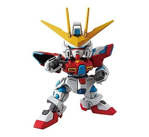 BANDAI MODEL KITS 209066 SD Ex-Standard 011 TRY Burning Gundam