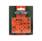 Games Workshop -GW KILL TEAM: DEATH KORPS OF KRIEG DICE SET