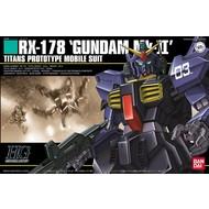 BANDAI MODEL KITS #30 RX-178 GUNDAM MK-II, Bandai HGUC