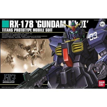 BANDAI MODEL KITS 110534 #30 RX-178 GUNDAM MK-II, Bandai HGUC