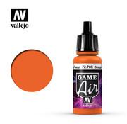 VALLEJO ACRYLIC (VLJ) ORANGE FIRE 17ML