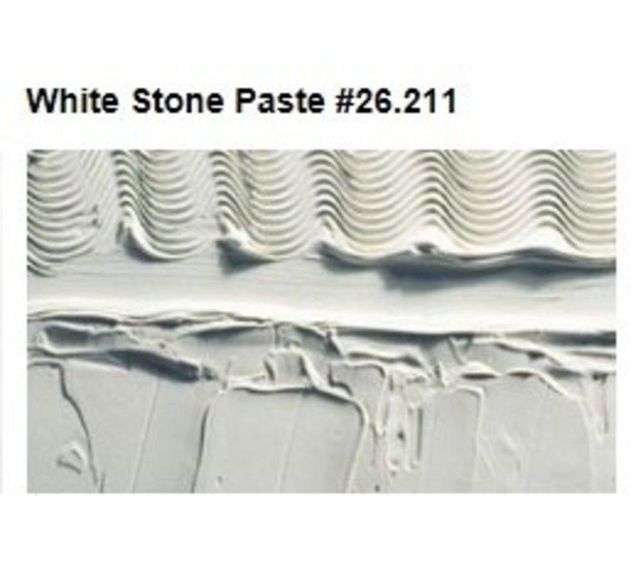 26211 - WHITE STONE PASTE           200ML