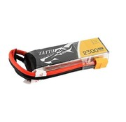 Tattu Tattu 2300mAh 45C 3S1P Lipo Battery Pack with XT60 plug