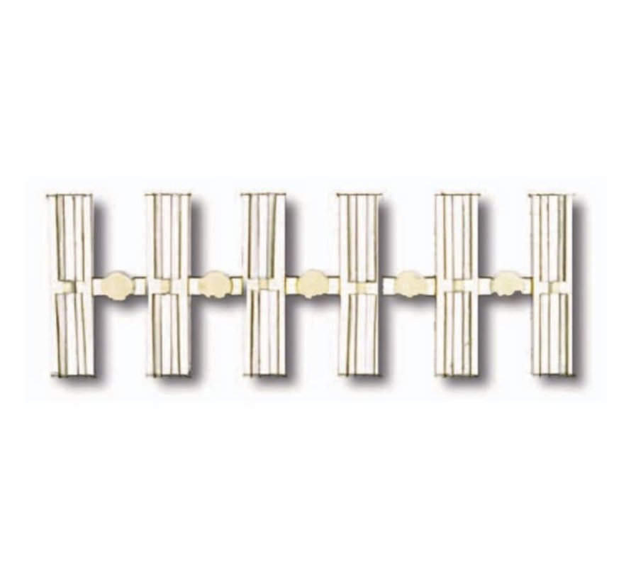 2538 N Code 80 Insulated Rail Joiners