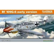 Eduard Models (EDU) 82113 Eduard 1/48 Bf 109G-6 Early Version Profipack