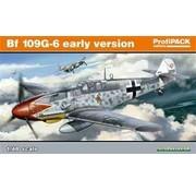Eduard Models (EDU) 82113 Eduard 1/48 Bf 109G-6 Early Version Profipack