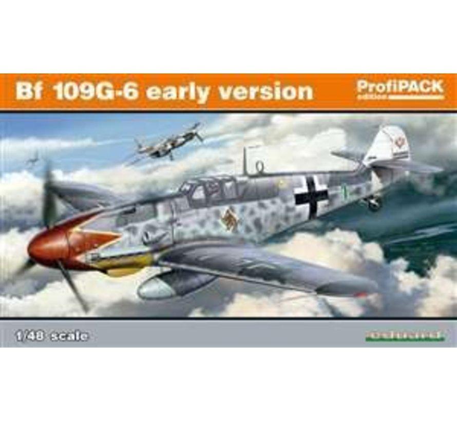 82113 Eduard 1/48 Bf 109G-6 Early Version Profipack