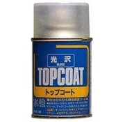 Mr. Hobby GSI - GNZ B501 Mr Top Coat Gloss Spray