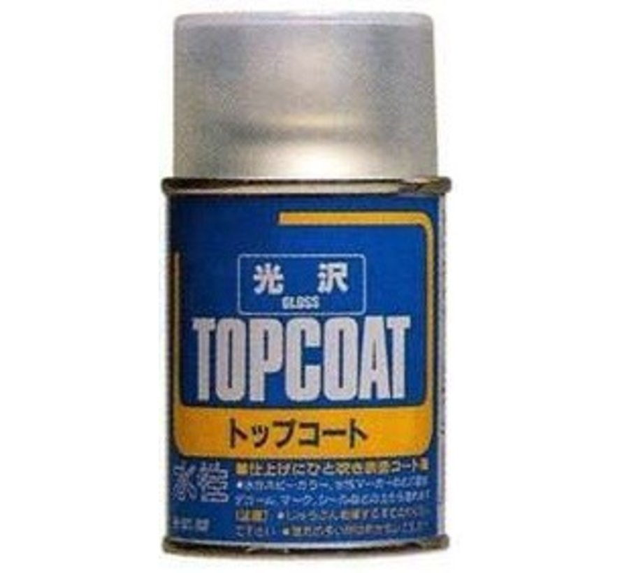 B501 Mr Top Coat Gloss Spray