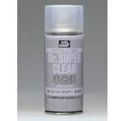 Mr. Hobby GSI - GNZ Mr Super Clear Gloss (Spray)
