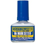 Mr. Hobby GSI - GNZ MS232 Mr. Mark Setter Decal Bottle , GSI