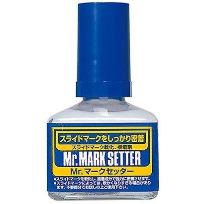 GNZ-Gunze Sangyo Mr. Mark Setter Decal Fluid