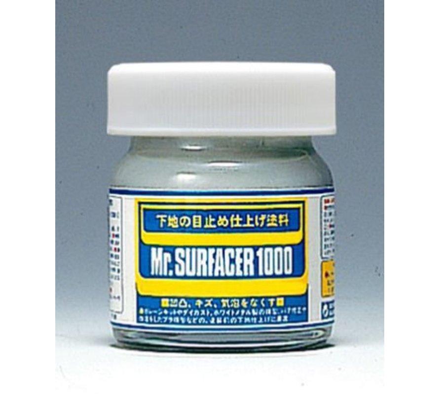 SF 284 Mr. Surfacer 1000 - 40ml Bottle - primer
