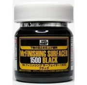 Mr. Hobby GSI - GNZ SF288 Mr Finishing Surfacer 1500 Black Liquid 40ml
