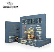 Abteilung 502 Intense Warm Acrylic Paint Set (6 Colors) 20ml Tubes