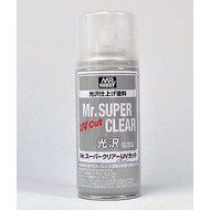 GNZ-Gunze Sangyo B522 Mr Super Clear Gloss UV Cut 170ml Spray