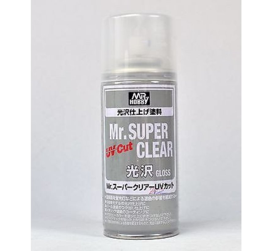 B522 Mr. Super Clear UV Cut Gloss 170ml , GSI