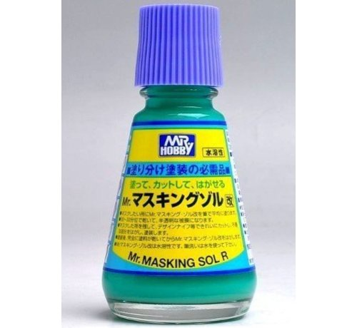 Mr. Hobby GSI - GNZ M133 Mr. Masking Sol R 20ml