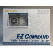 Bachmann (BAC) 160- E-Z Command DCC Controller System for Multiple Locomotives in N, HO & On30 Scale
